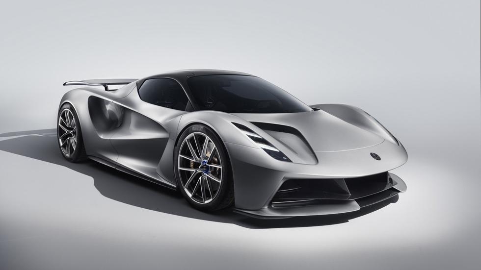 Lotus Evija: datos y fotos del nuevo superdeportivo de carretera más potente del mundo