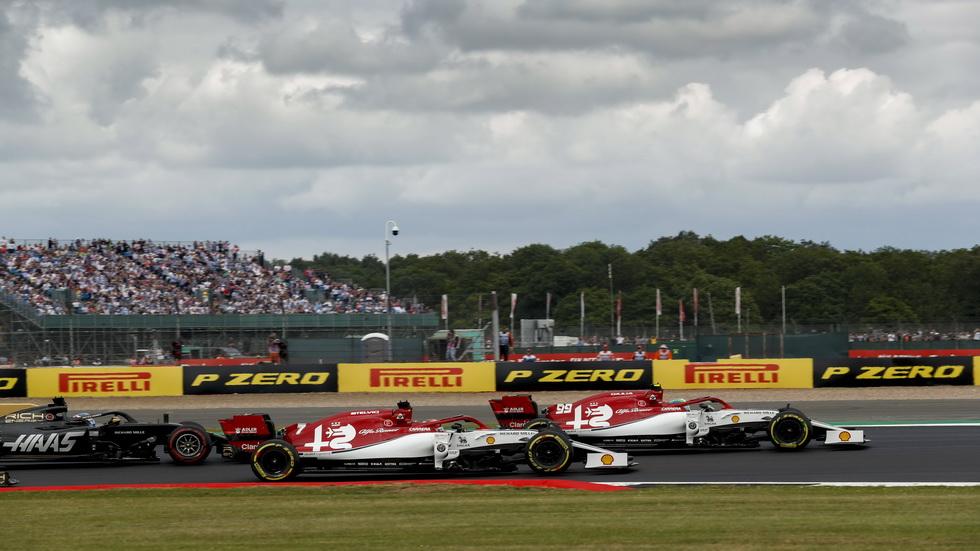Cambios en la escudería de F1 Alfa Romeo