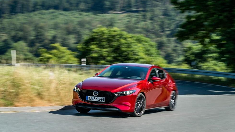 Mazda 3 Skyactiv-X: a prueba el motor que promete lo mejor del diésel y la gasolina