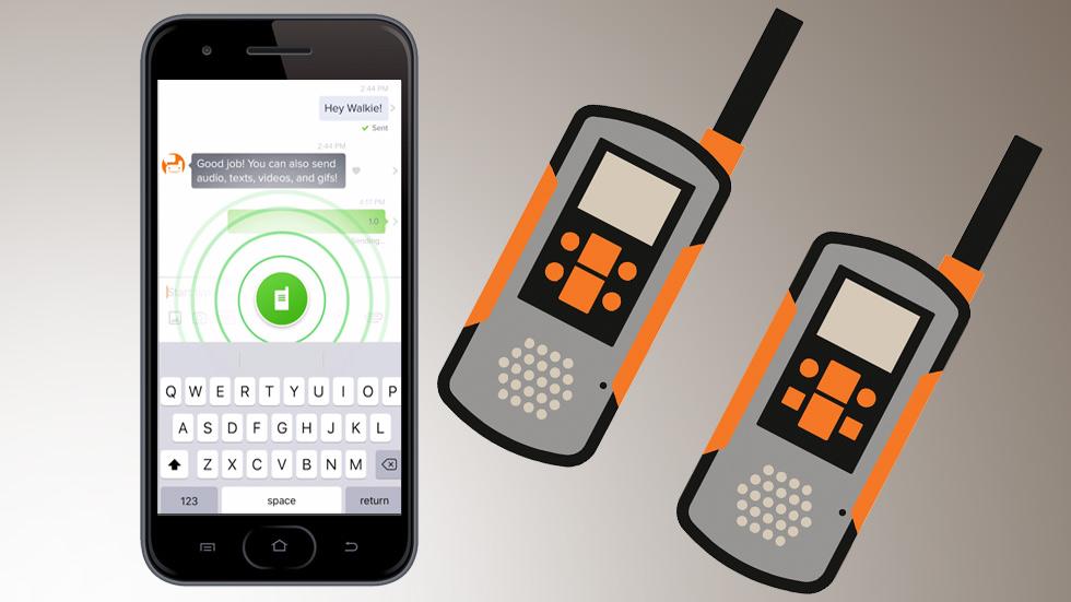 Transforma ya tu móvil en un walkie talkie para comunicarte entre coches