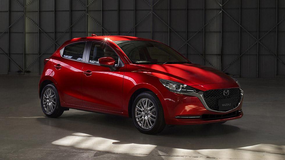 Mazda 2 2020: así se renueva el utilitario japones