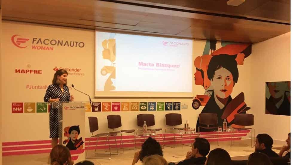 Nace Faconauto Woman: la red de mujeres de los concesionarios