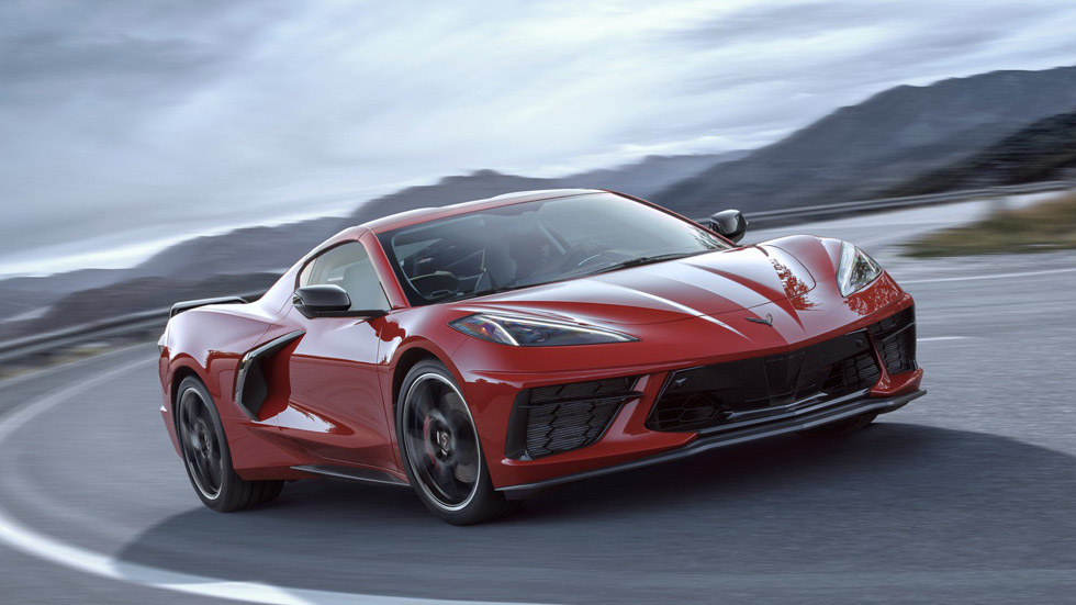 Corvette C8 Stingray 2020: ¡el primer Corvette con motor central!