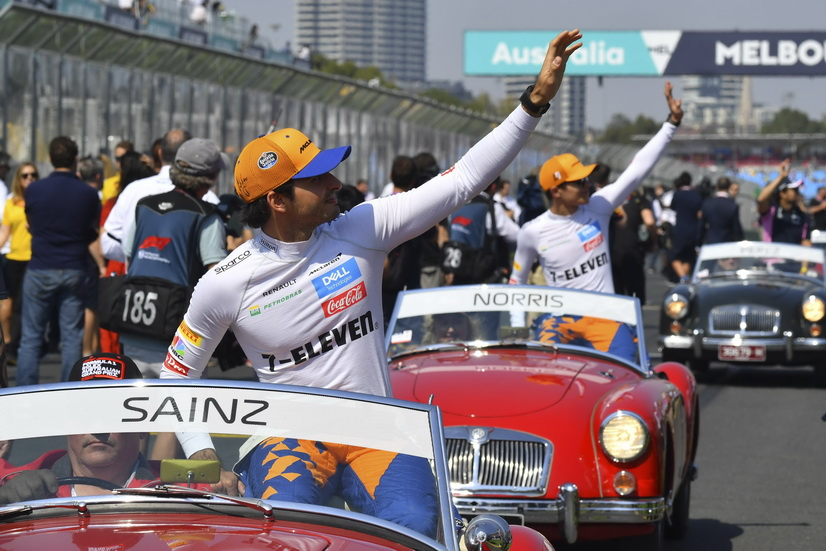 El GP de Australia se celebrará en Melbourne hasta 2025