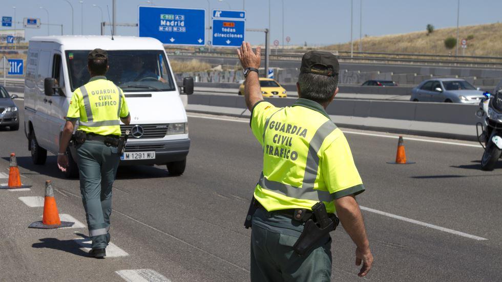 Los agentes de tráfico podrán grabar a conductores para demostrar que conducen drogados