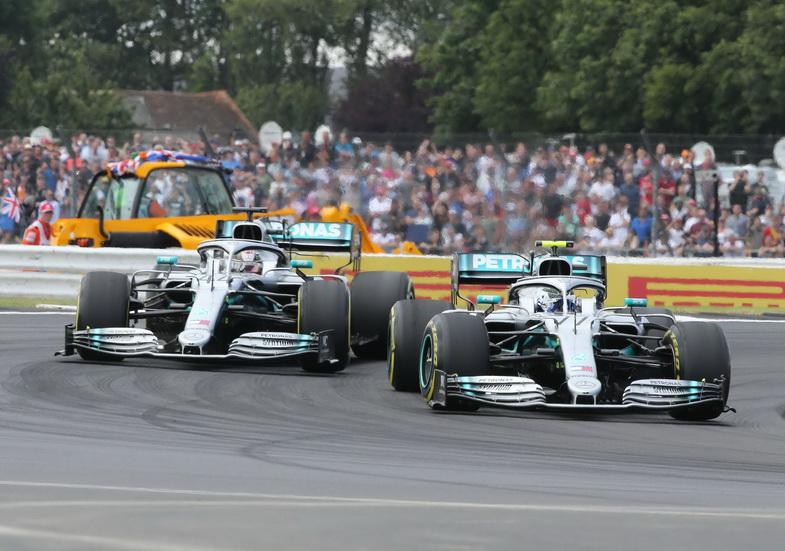 GP de Alemania de F1 2019: fin de semana de celebraciones para Mercedes