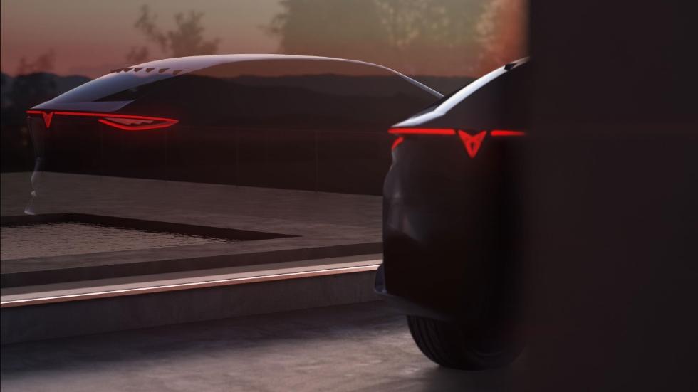 """Cupra anuncia un nuevo SUV coupé eléctrico para """"reinventar"""" la deportividad"""