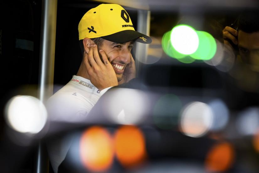 Daniel Ricciardo litiga con su ex asesor financiero