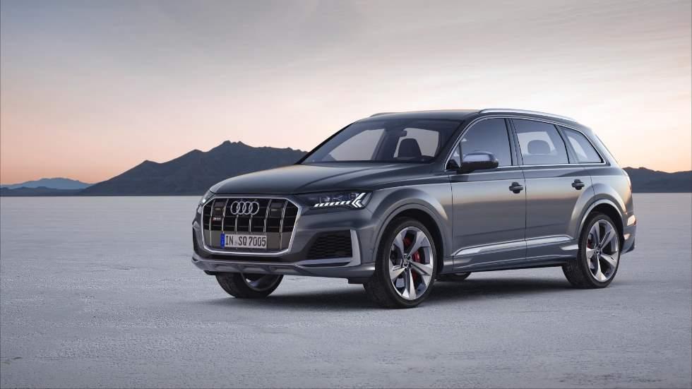 Audi SQ7 TDI: el nuevo SUV deportivo… ¡y diésel!