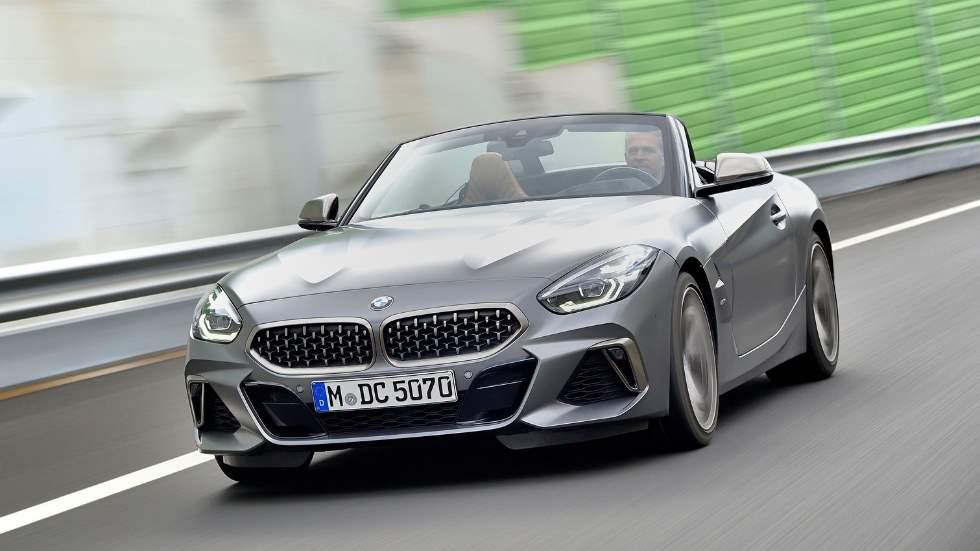 BMW Z4 2019: el descapotable deportivo, ahora con cambio manual