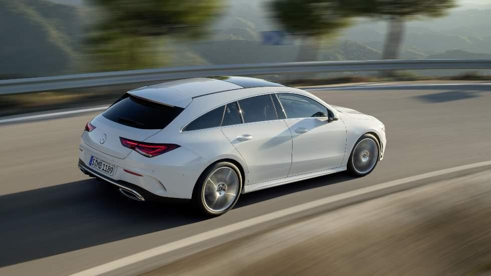 Mercedes CLA Shooting Brake 2019: precios para España de la nueva berlina