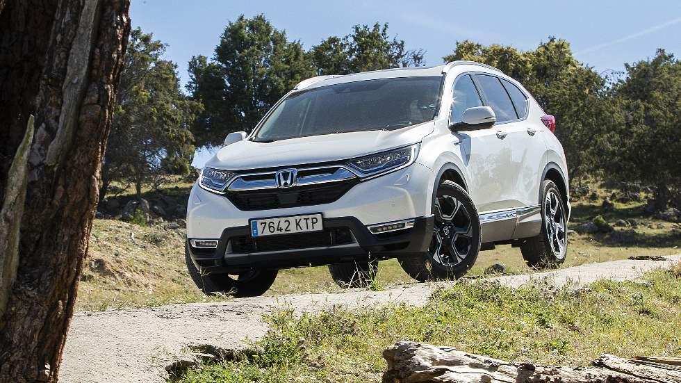 Honda CR-V I-MMD 4x4: prueba a fondo del SUV híbrido con tracción total