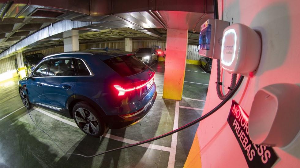Qué puntos de carga para coches eléctricos pueden instalarse en una comunidad, y cuánto tarda