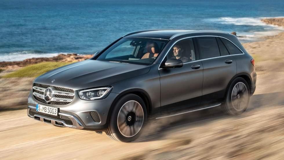 Mercedes GLC 2019: todos los precios y datos para España del nuevo SUV