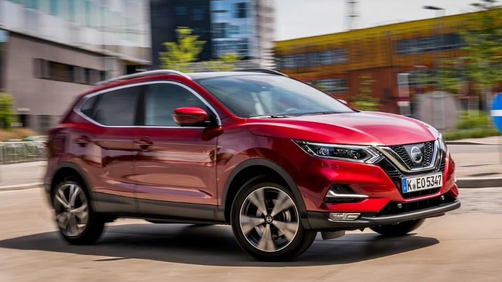 Nissan Qashqai 2019: datos y toda la nueva gama de motores del SUV más vendido