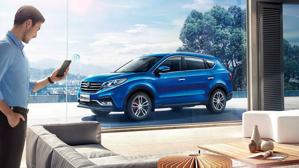 Dongfeng DFSK 580: así es el SUV con etiqueta ECO que viene de China