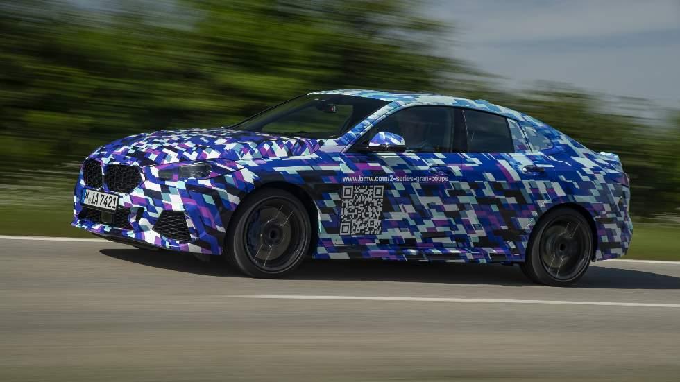 BMW Serie 2 Gran Coupé 2020: la nueva berlina con base del Serie 1, casi a punto