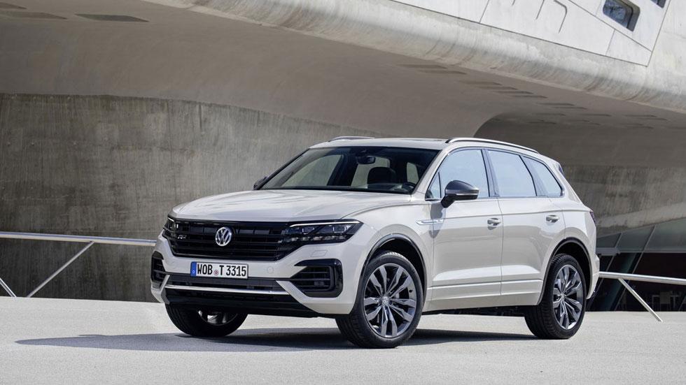 VW Touareg One Million Edition: así es la nueva versión del gran SUV