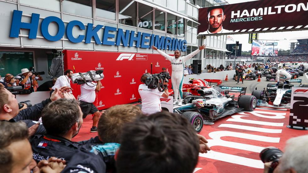 GP de Alemania de F1: algunos números interesantes para este fin de semana