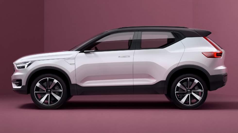 Volvo podría lanzar un nuevo SUV por debajo del XC40