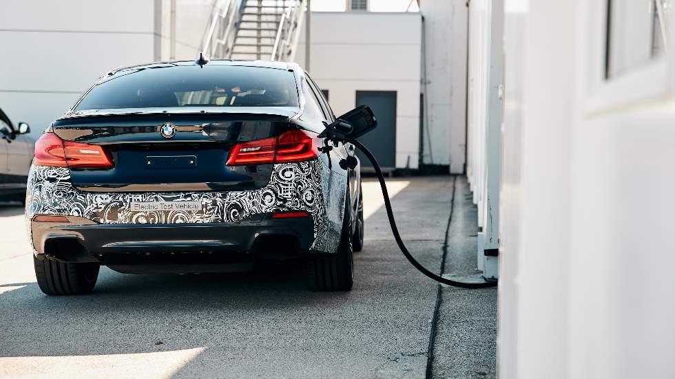 BMW Serie 5: la próxima generación de la berlina podría ser eléctrica