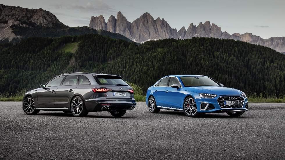 Audi A4 2020: ya a la venta las versiones S4 TDI y A4 Allroad