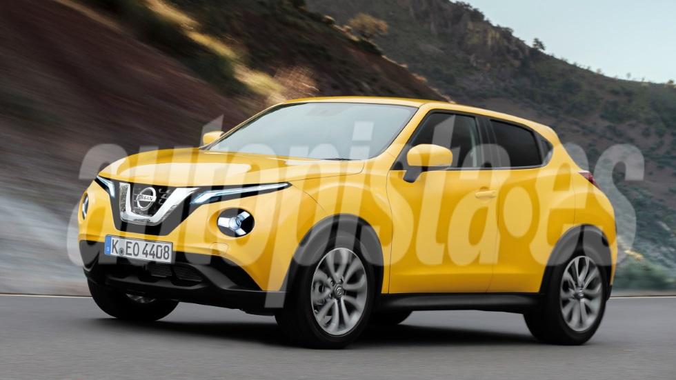 Nissan Juke 2020: primera recreación del nuevo SUV que llega este año