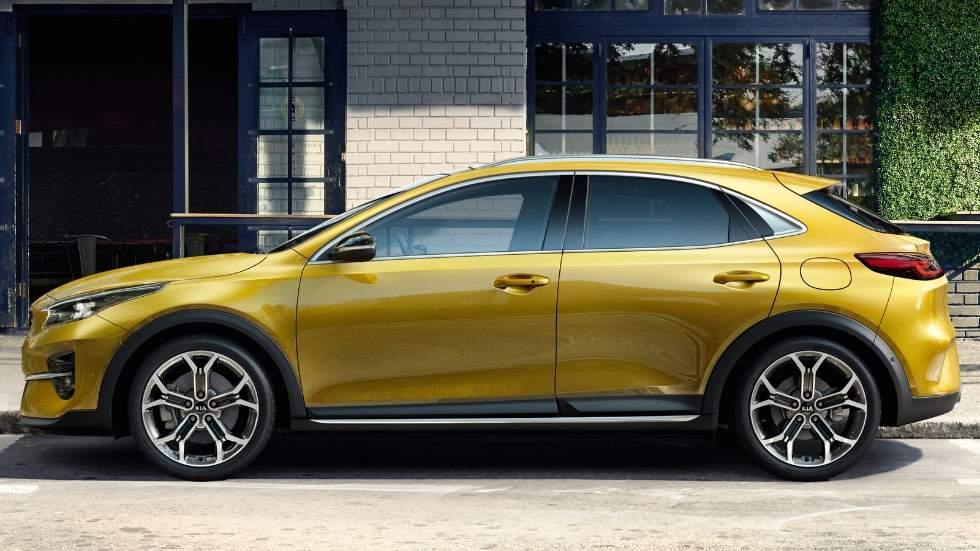 Kia XCeed 2019: datos y primeros precios para Europa del nuevo SUV