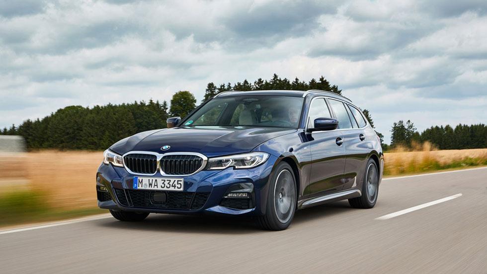 BMW Serie 3 Touring 2020: primera prueba y precios del familiar del momento