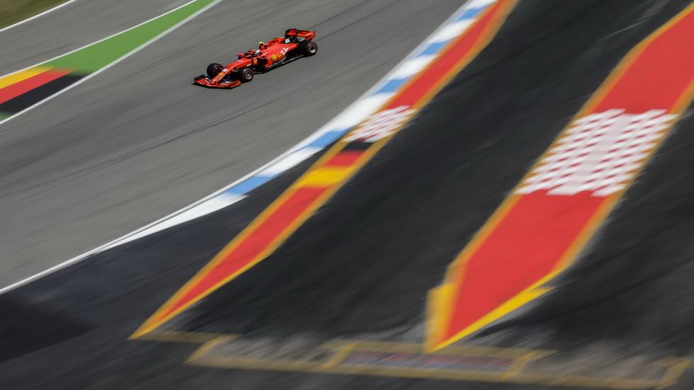 GP de Alemania de F1 (FP3): otra vez Ferrari