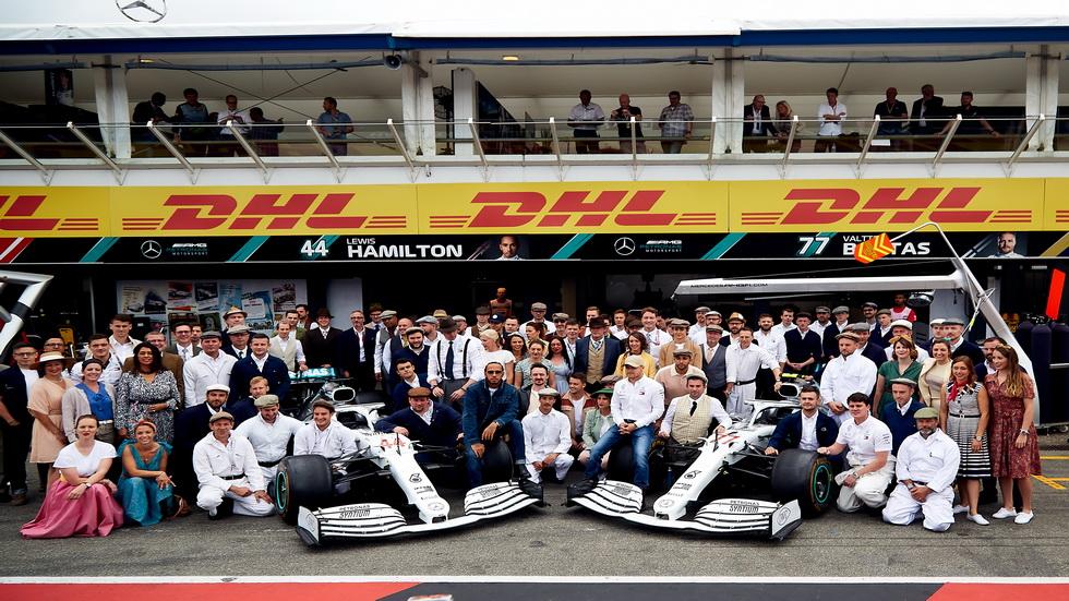 125 años de motorsport para Mercedes