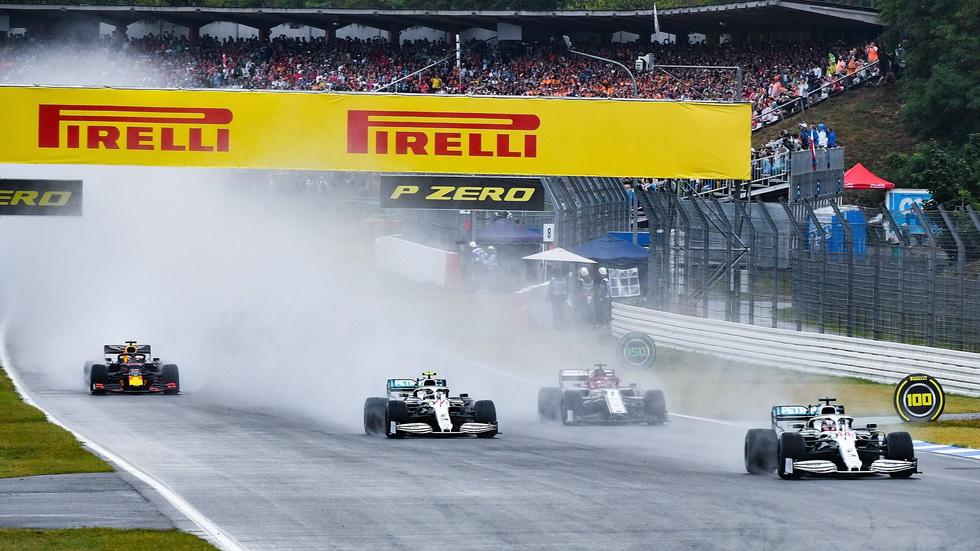 GP de Alemania de F1: Mercedes no celebró como hubiera querido su 125 aniversario