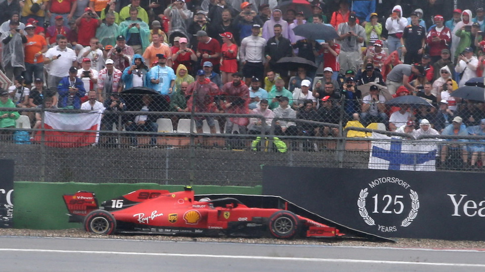 GP de Alemania de F1: cara y cruz para Ferrari