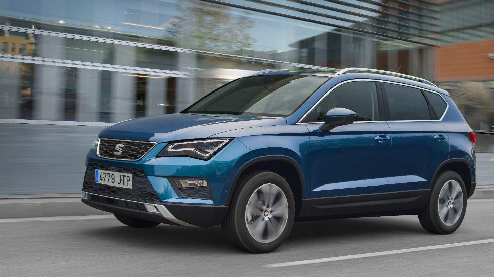 Seat Ateca: estrena SUV nuevo por 18.500 euros