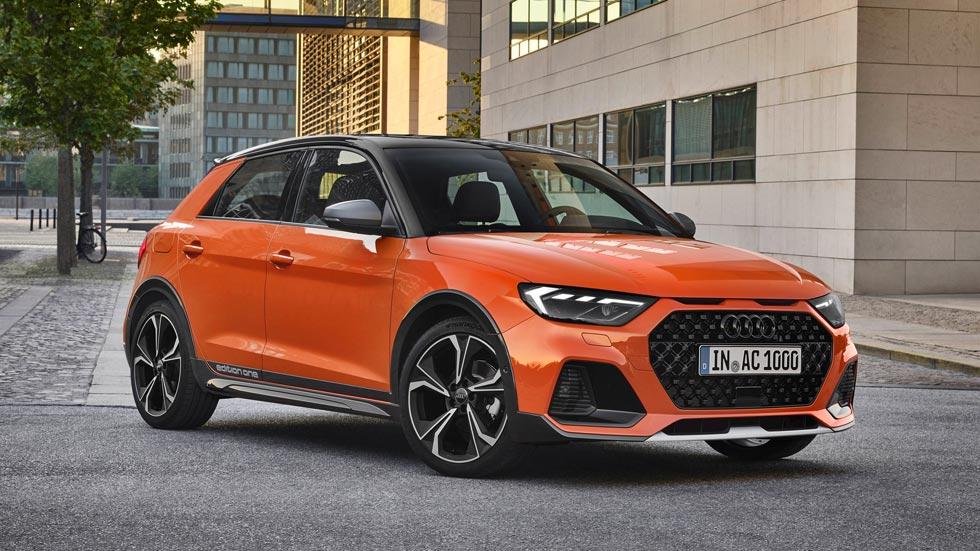 Audi A1 Citycarver: el urbano más exclusivo, con tintes offroad