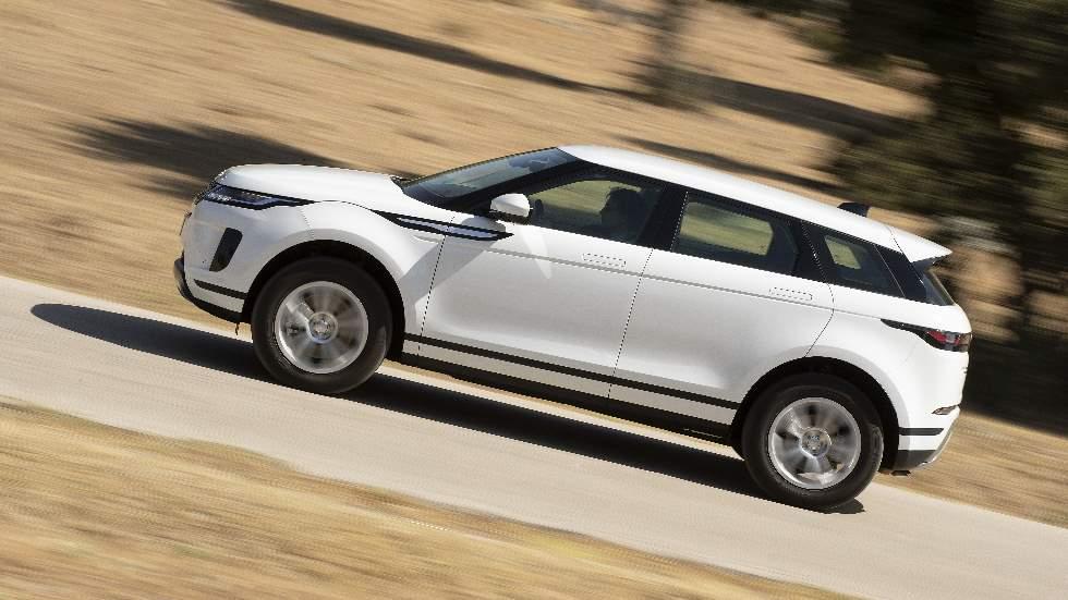 Range Rover Evoque 2.0 D180: prueba a fondo del nuevo SUV con etiqueta ECO