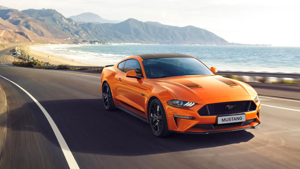 Ford Mustang55: nueva edición especial para el deportivo americano