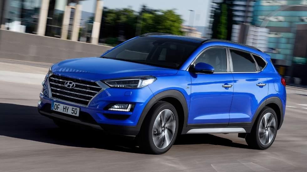 Hyundai Tucson: tu nuevo SUV, en oferta por 17.100 euros