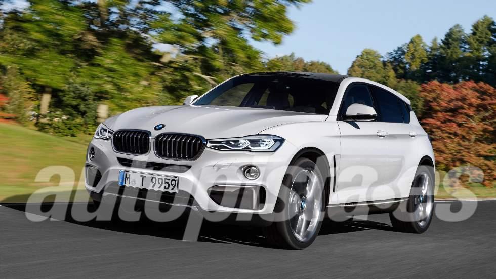BMW planea un SUV más pequeño que X1 y X2: primeros datos y fotos
