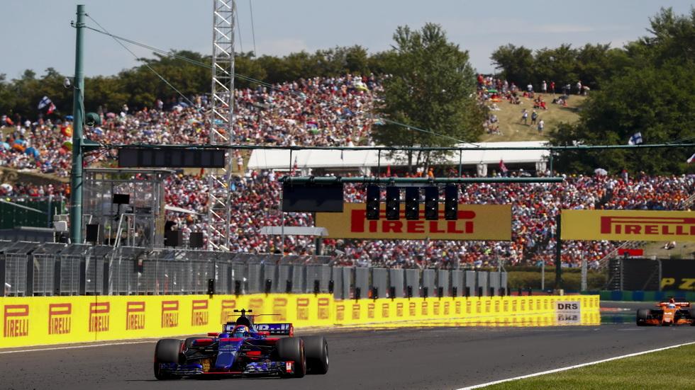 GP de Hungría de F1: Carlos Sainz espera seguir puntuando