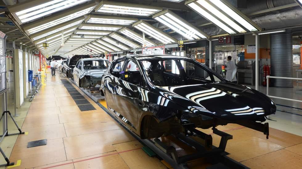 Éstas son las fábricas españolas de coches que más están produciendo en 2019 (ránking)
