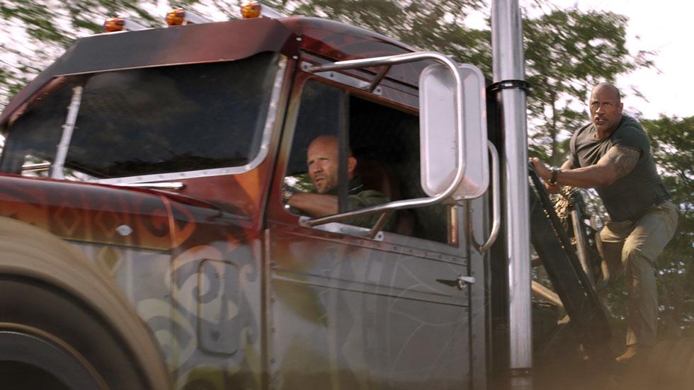 Así es el rodaje de las escenas de acción de Fast and Furious (Vídeo)