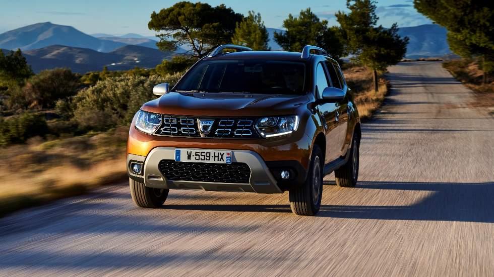 Dacia Duster 2019: novedades mecánicas para el SUV de bajo coste