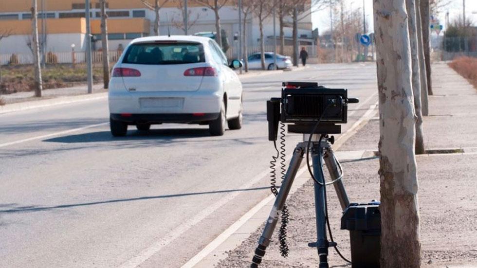Estas son las carreteras españolas con más radares en la actualidad
