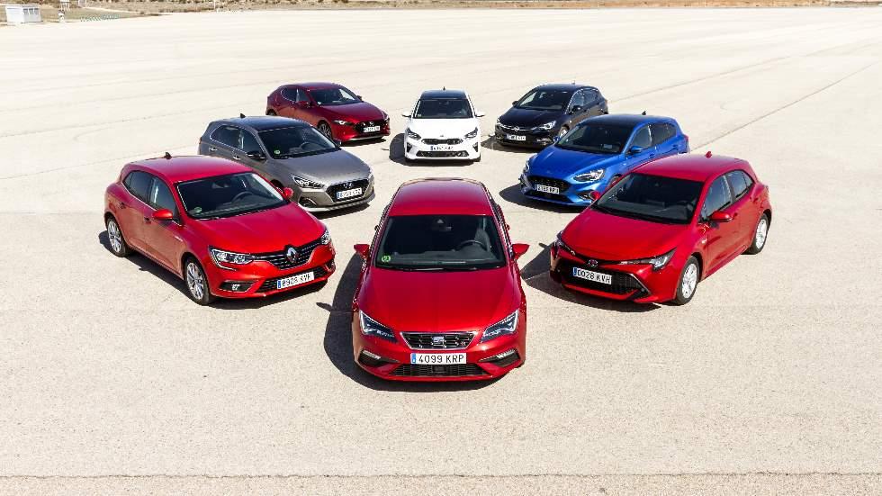 Las ventas se desploman un 11 por ciento en julio: los coches más vendidos del mes y del año