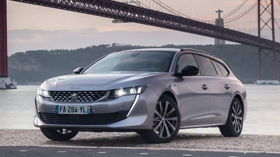 Peugeot 508 SW 2019: todas las claves de un familiar con mucho estilo