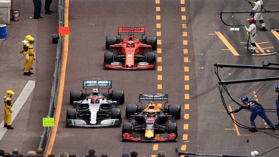 """GP de Hungría de F1: la FIA, más dura con los """"unsafe release"""""""