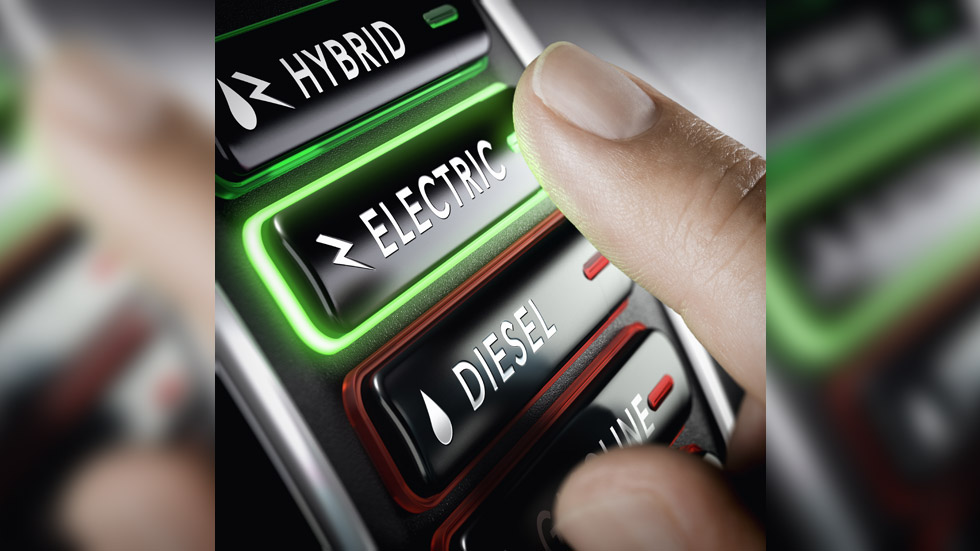 Qué coche interesa más comprar: gasolina, diésel, eléctrico, híbrido, de gas natural...