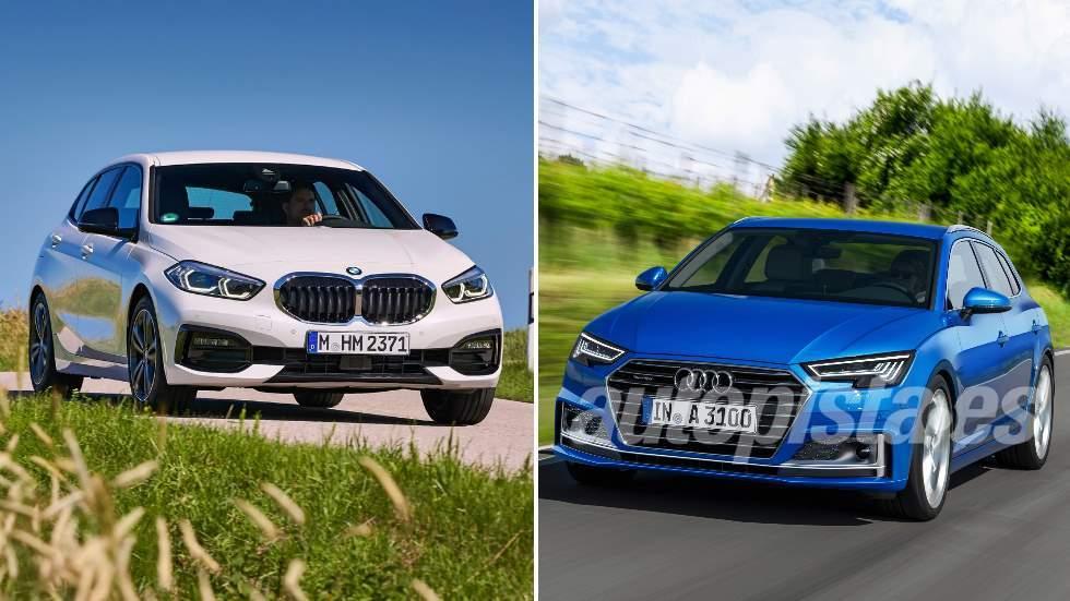 Duelo de compactos premium: ¿BMW Serie 1 2019 o Audi A3 2020?