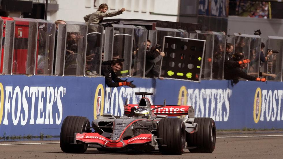 GP de Hungría de F1: De la Rosa no olvidará el 6 de agosto de 2006